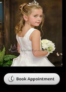 book first communion appointment
