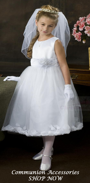 first communion accessories